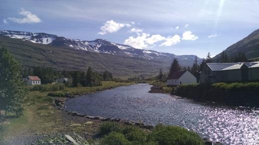 Seydisfjördur, Iceland
