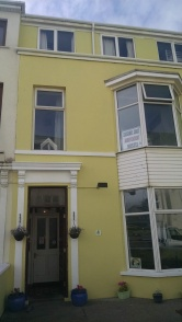 The hostel in Portstewart.