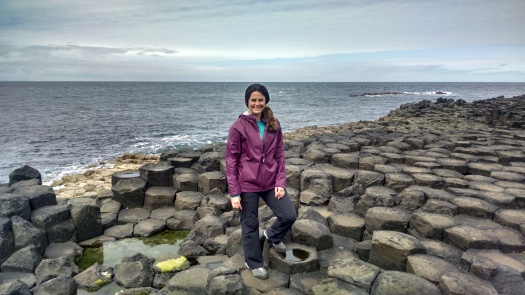 Giant's Causeway. My favorite place on planet Earth.