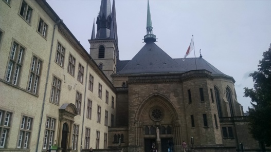 Cathedral of Our Lady of Luxembourg
