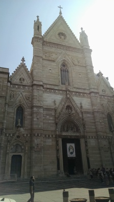 Naples Cathedral.