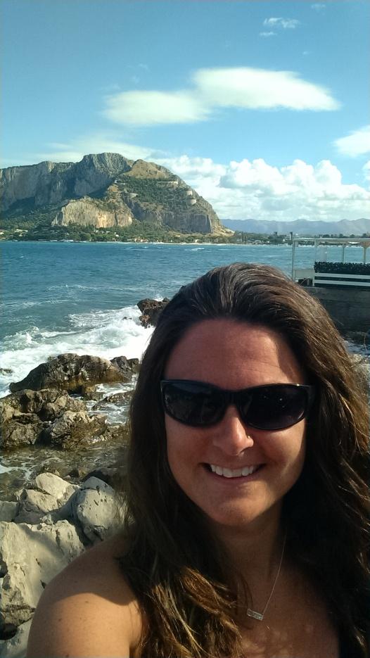 Beach hair in Mondello - Palermo, Sicily.