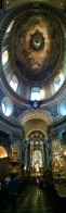 Inside St George's Church
