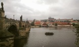 St Charles Bridge over the Vltava River