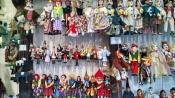Marionette puppet shop