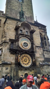 Oldest operating Astronomical Clock in the world.
