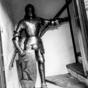 Medieval armor and weapons collection this way!