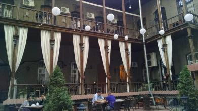 Traditional Armenian style- very few left in Yerevan