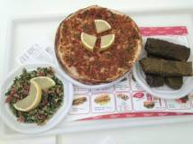 Some of our favorite Armenian foods