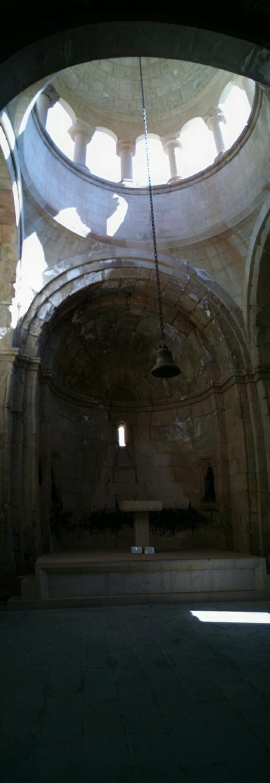 Upper room of monastery