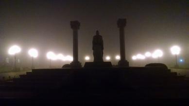 Goris city square