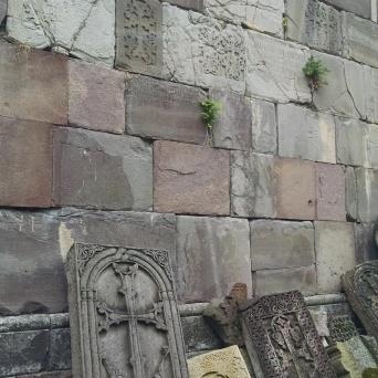 Monastery in ruins