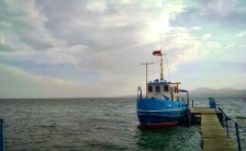 Along the shores of Lake Sevan