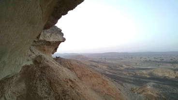 Views of the Negev Desert