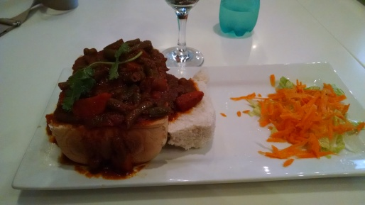 Durban is known for their Bunny Chow dish.