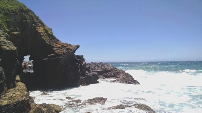 Indian Ocean's Dolphin Coastline