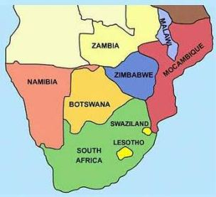 southern-africa