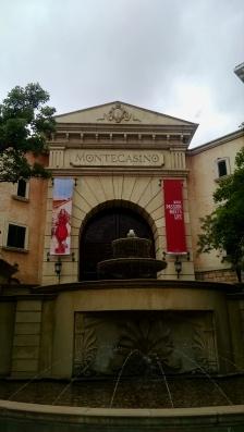 Entrance to Montecasino