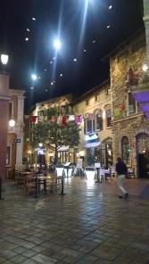 "The ""streets"" of Montecasino."