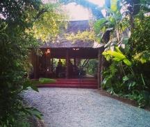 Reception at Sefapane Lodge