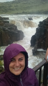 At Bourke's Luck Potholes