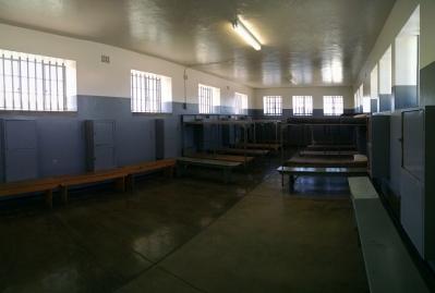 Prison dorm rooms
