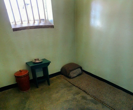 Mandela's home for 18 years