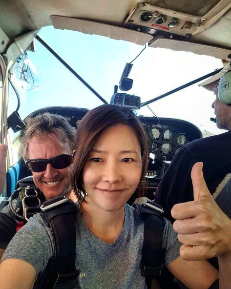 Who is ready to skydive?!?